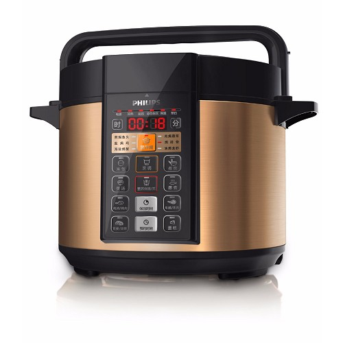 PHILIPS Electric Pressure Cooker [HD 2136] - Rice Cooker